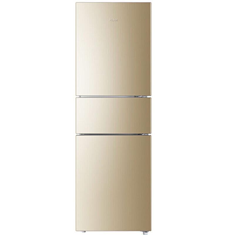 海尔/Haier BCD-216WMPT 216升  家用电冰箱