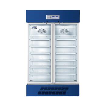 海尔(Haier) HYC-650 电冰箱 立式单温展示柜 2-8℃药品冷藏箱