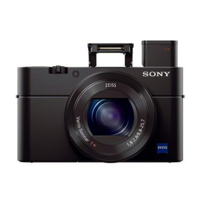 索尼 DSC-RX100M3 黑卡数码相机(主机+32G内存+相机包包)照相机