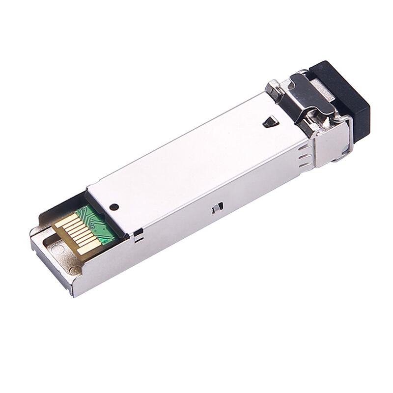 迪普 SFP-G-LX40-SM1310 SFP千兆模块-单模(1310nm,40km,LC)交换设备