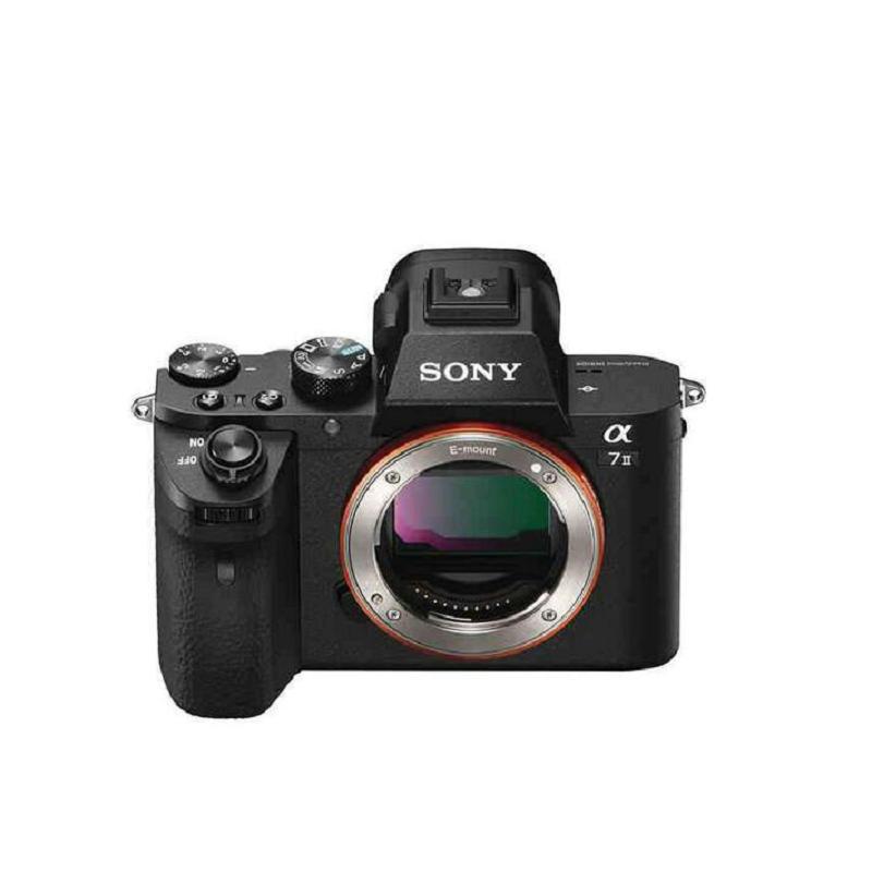 索尼 ILCE-7M2/A7II 全画幅单反相机 16-35MM F4风光镜头(主机+32G+相机包) 照相机