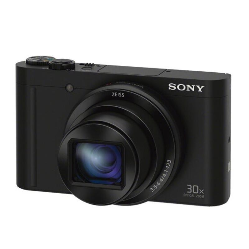 索尼/SONY DSC-WX500 数码相机  (主机+64G SD卡) 照相机