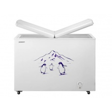 容声 BCD-273K 电冰箱 273升双温冷柜 白色