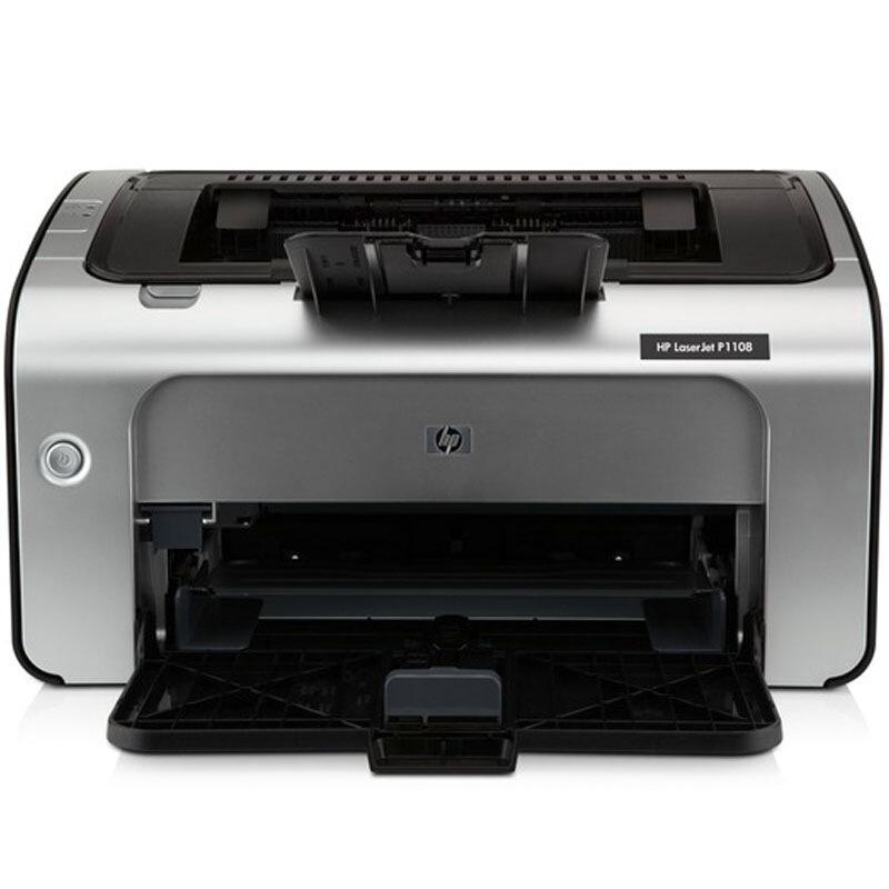 惠普/HP LaserJet Pro P1108 黑白激光打印机