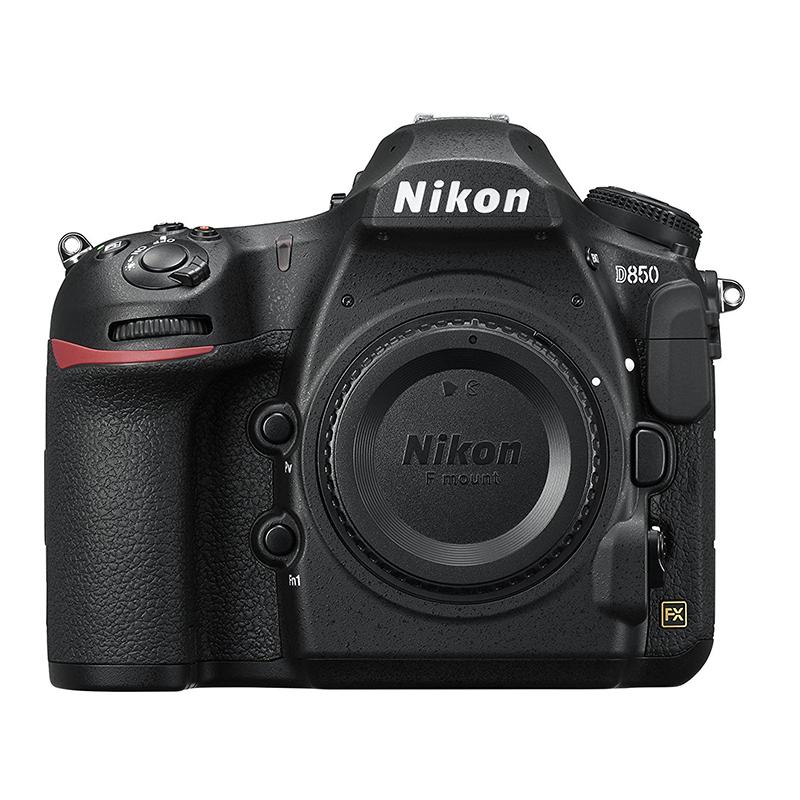 尼康(Nikon)D850 全画幅单反 照相机 (32G内存+专用相机包)