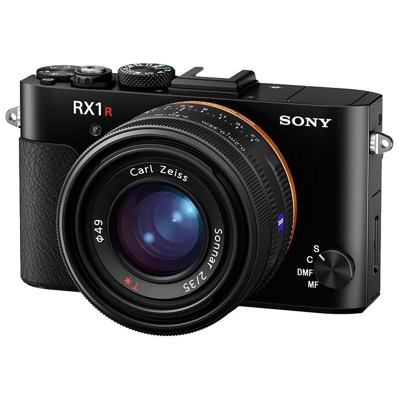 索尼/SONY DSC-RX1RM2全画幅黑卡数码相机 35mm F2 蔡司定焦镜头 照相机