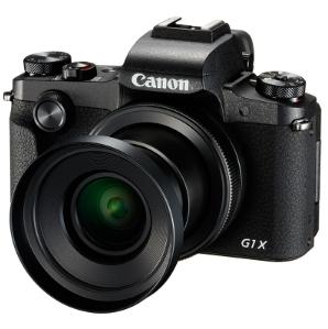 佳能(CANON) 照相机 PowerShot G1 X Mark III 数码相机(32G内存卡+相机包)