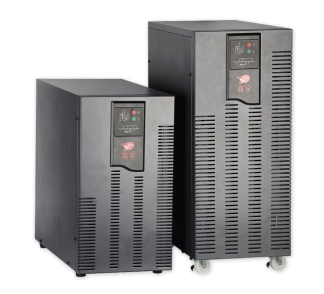 商宇 HP3115H 不间断电源(外加12V-65AH电池*16、丰创C16电池箱) 延时2小时
