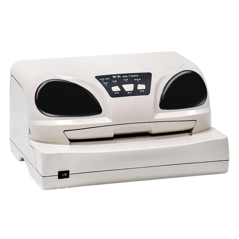 得实(Dascom)DS-7860 24针94列超厚簿证/存折 证簿打印机