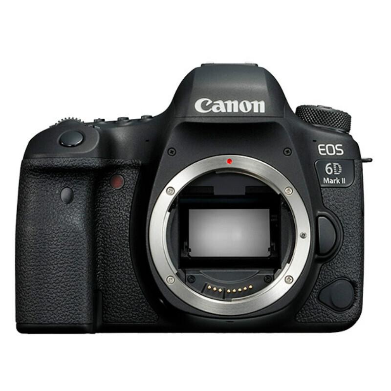 佳能/Canon 照相机 EOS 6D2 /6D Mark II 照相机 单机身/不含镜头