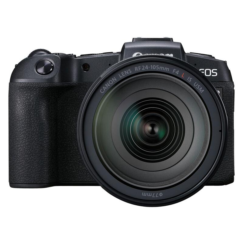 佳能(Canon)全画幅专业微单EOS RP 24-105 单镜头照相机
