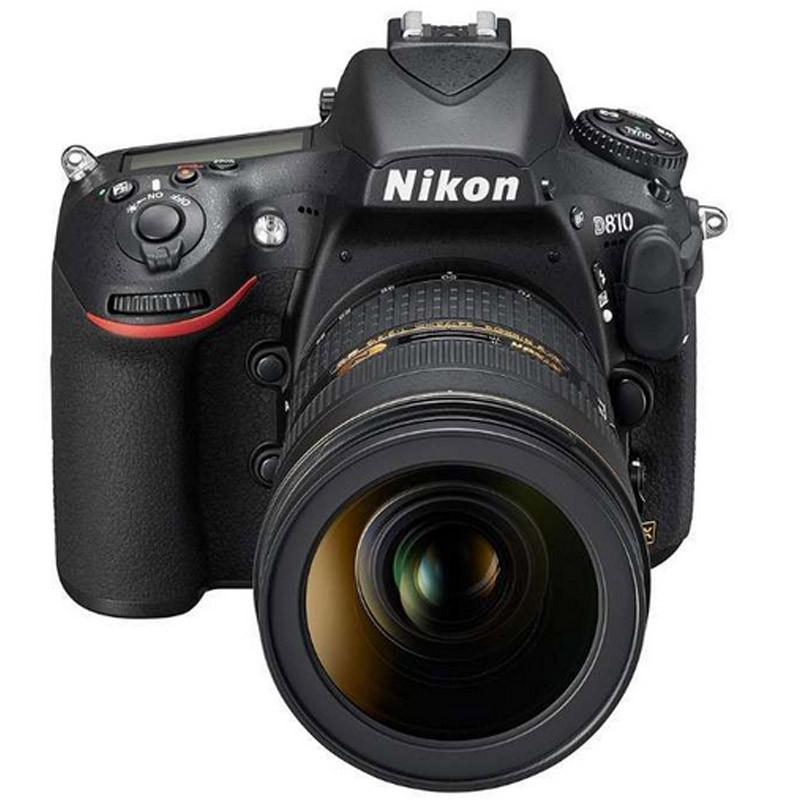 尼康 D810 单镜头套机 24-85MM镜头(32G内存卡+相机包)照相机