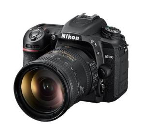 尼康D7500 单反相机 14-24mm镜头(64G内存+相机包)照相机