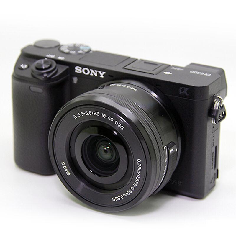 索尼 CE6300L/A6300 微单套机16-50mm(32G+相机包+三脚架)照相机