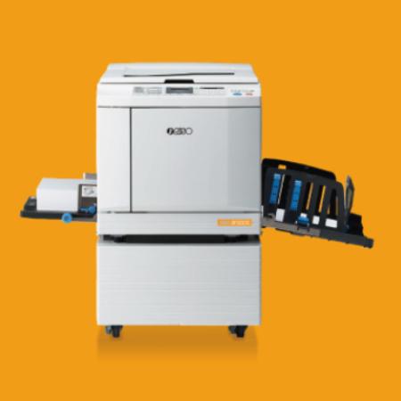 理想/RISO SF5233C 一体化速印机