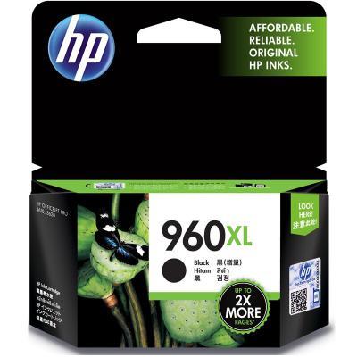 惠普 (HP 960) CZ666AA号黑色原装墨盒 适用HP Officejet Pro 3610/3620