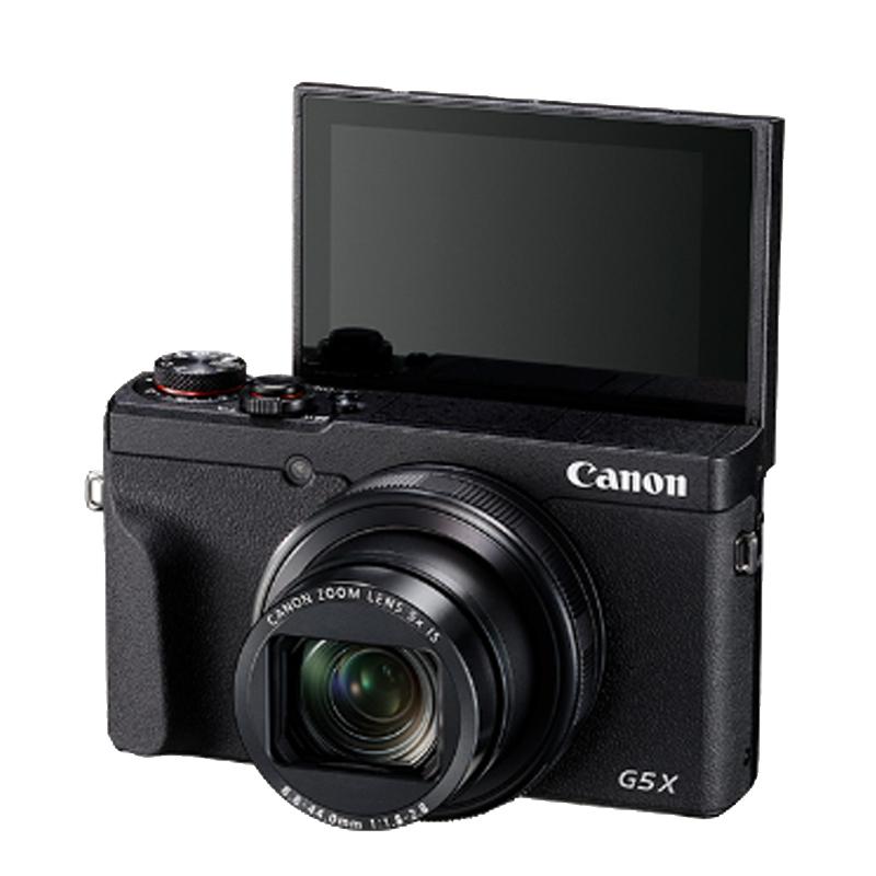 佳能(Canon) PowerShot G5X 数码照相机(16G+相机包)