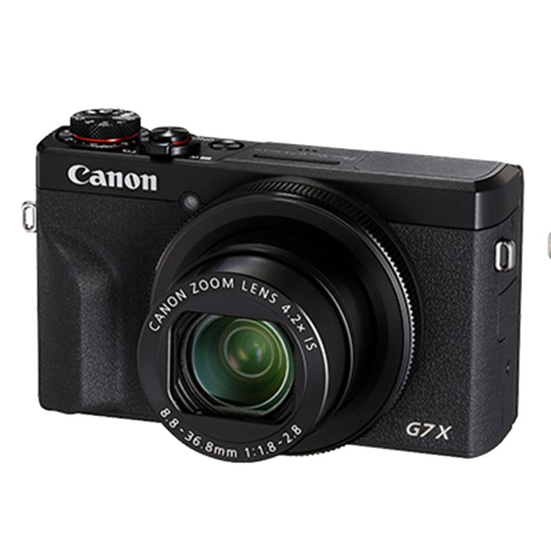 佳能(Canon)PowerShot G7 X Mark III 照相机