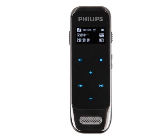 飞利浦/PHILIPS VTR6600 8GB 录音笔