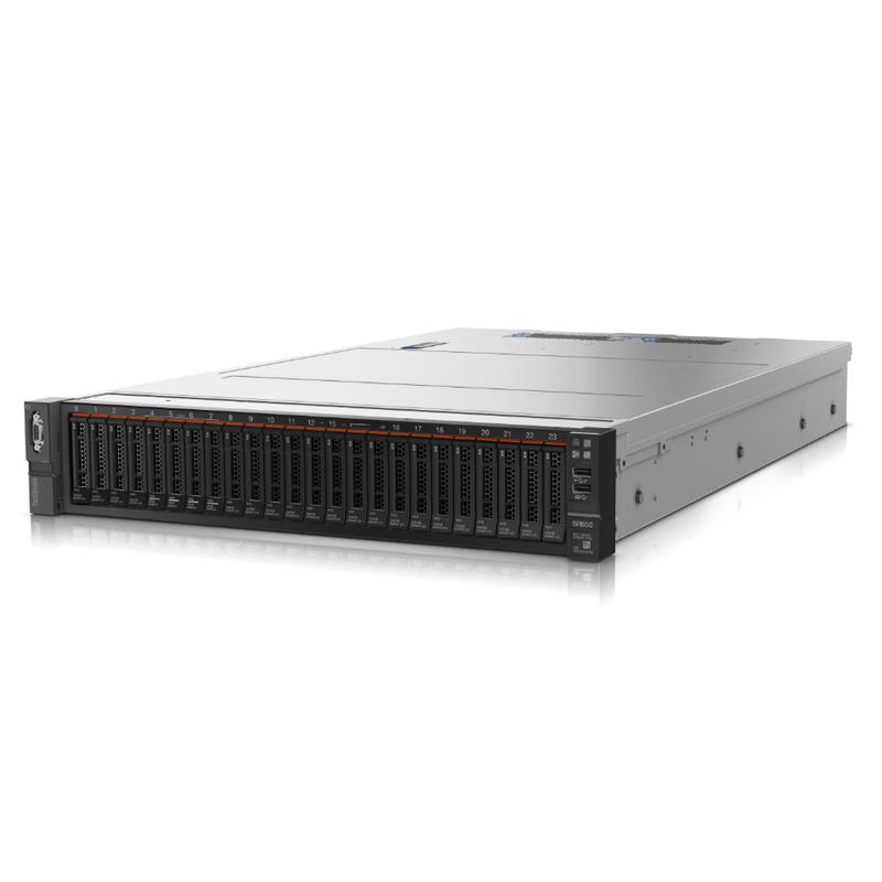 联想(Lenovo) SR650 服务器(至强银牌4210*2/2*32G/3*2.4TB+2*300GB/R730-8i/2*750W)