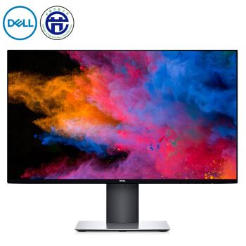 戴尔(DELL)U2719D 27英寸2K四边微边框旋转升降IPS屏99%RGB液晶显示器