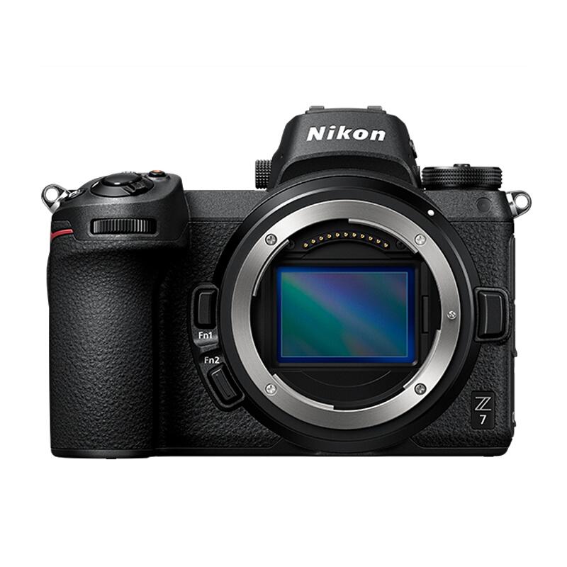 尼康 Z6 全画幅微单 24-70MM套机(64G内存卡++相机包包)照相机
