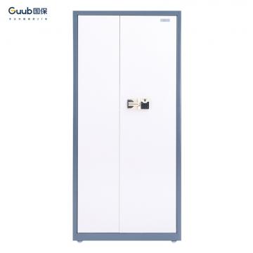 国保(Guub)MZ158-Z2 指纹 保险柜 双门指纹密码锁 整柜 认证 保密 文件柜