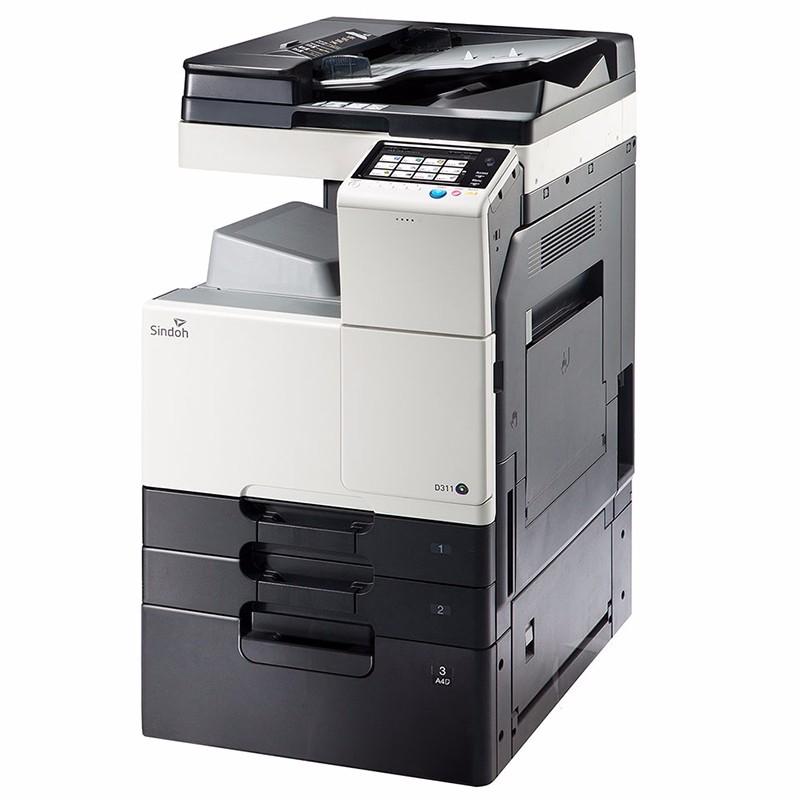 新都(Sindoh)D311 A3彩色激光复印机 双面 网络(复印/打印/扫描) 一年保修