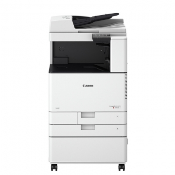 佳能/CANON IR C3120L 彩色激光复印机(双面自动输稿器+工作台)