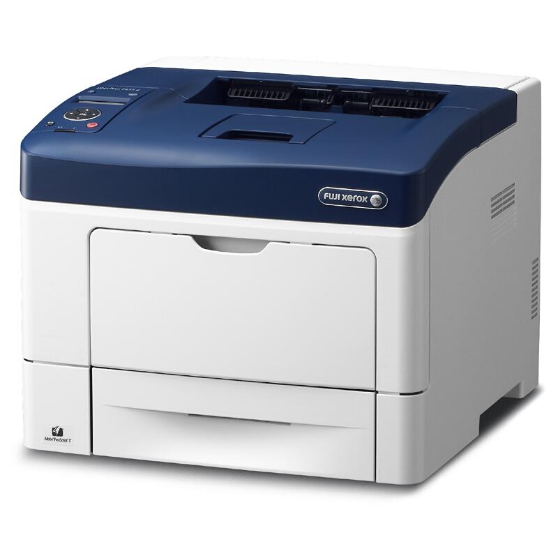 富士施乐(FUJI XEROX) P455d 黑白激光打印机 A4高速商用办公打印机