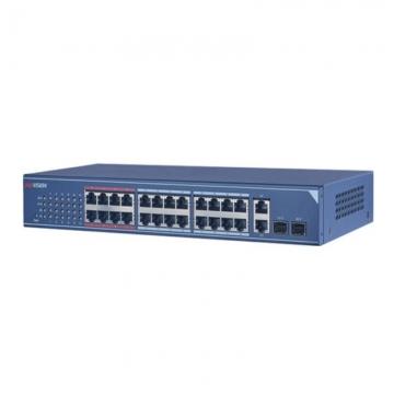 海康威视 DS-3E0F26/TA 交换设备 非网管百兆交换机
