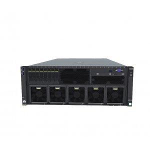 华为 5885H V5 应用服务器 (至强金牌5118*4/ 32GB*4/ 600GB*3/ 含光模块) 磁盘阵列