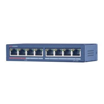 海康威视 DS-3E0F08/TA 交换设备 非网管百兆交换机