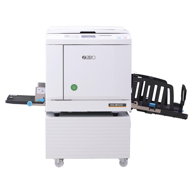 理想 RISO SV5231C 数码制版自动孔版印刷一体化速印机