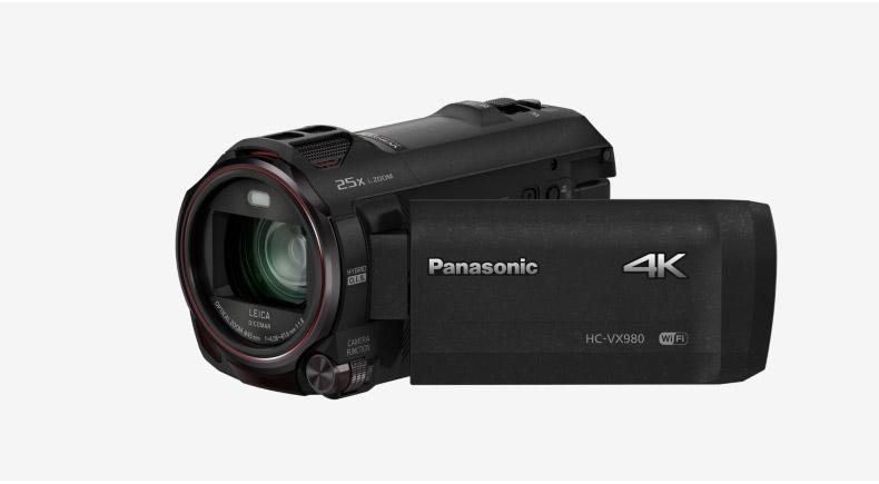 松下(Panasonic) VHC-VX980 数码摄像机