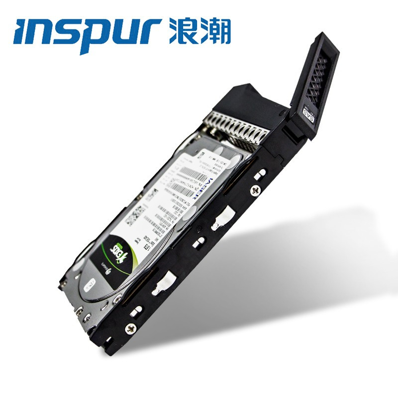 浪潮(INSPUR)服务器硬盘 2T SAS 7.2K 3.5英寸 磁盘阵列