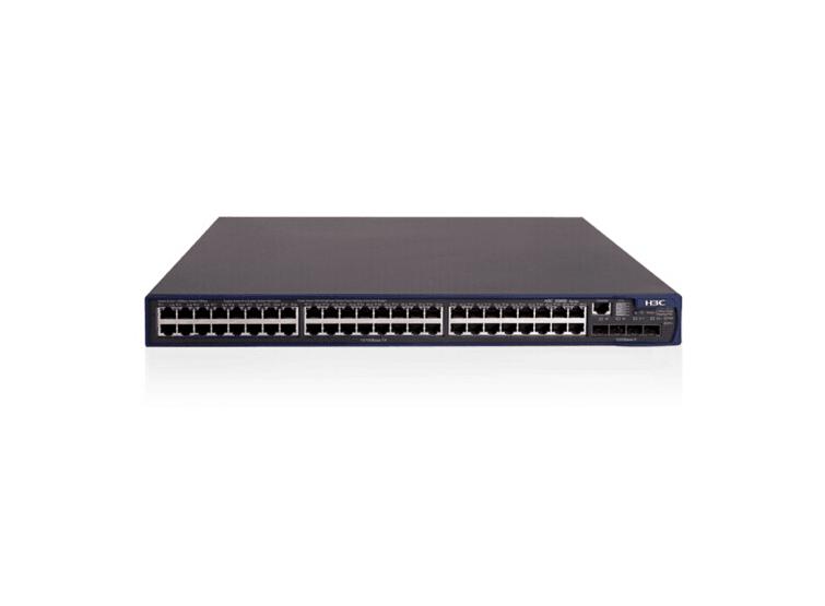 华三(H3C) LS-S3600V2-52TP-SI 三层网管交换设备