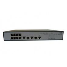 华三(H3C) SMB-S2610-PWR 8端口百兆POE供电交换机 交换设备