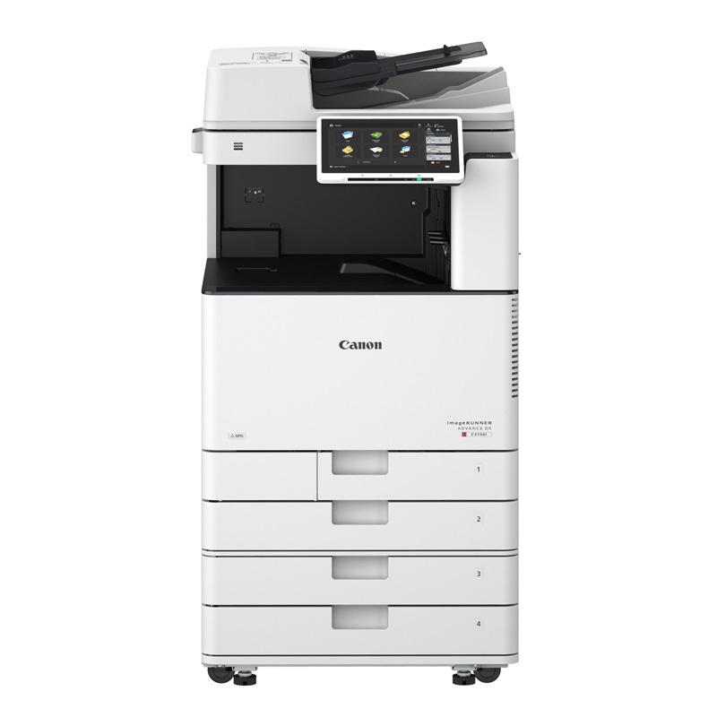 佳能/Canon DXC3720 彩色激光复印机 白色
