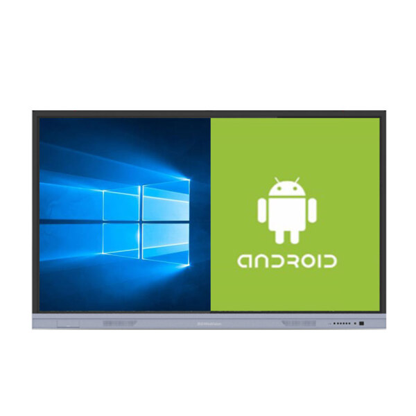 鸿合 HD-I869AE 触控一体机 室内型触摸屏 86英寸(含I5主机)