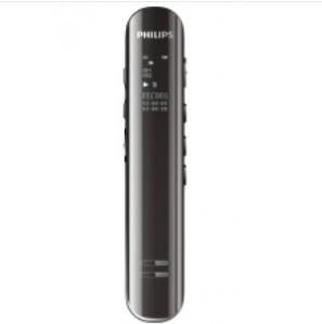 飞利浦(PHILI)PSVTR5200 8GB 会议采访 双麦克风数码录音笔