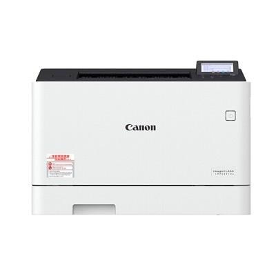 佳能(Canon) LBP663Cdn A4幅面彩色激光打印机(有线网络连接/自动双面打印)