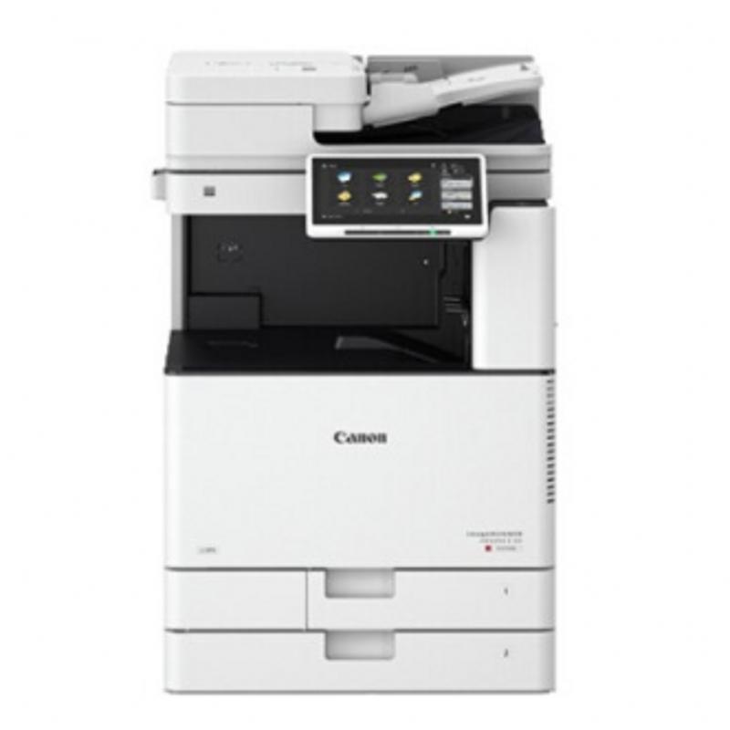 佳能 DXC3720 彩色激光复印机 主机+双面器+自动输稿器+工作台+双纸盒(标配)