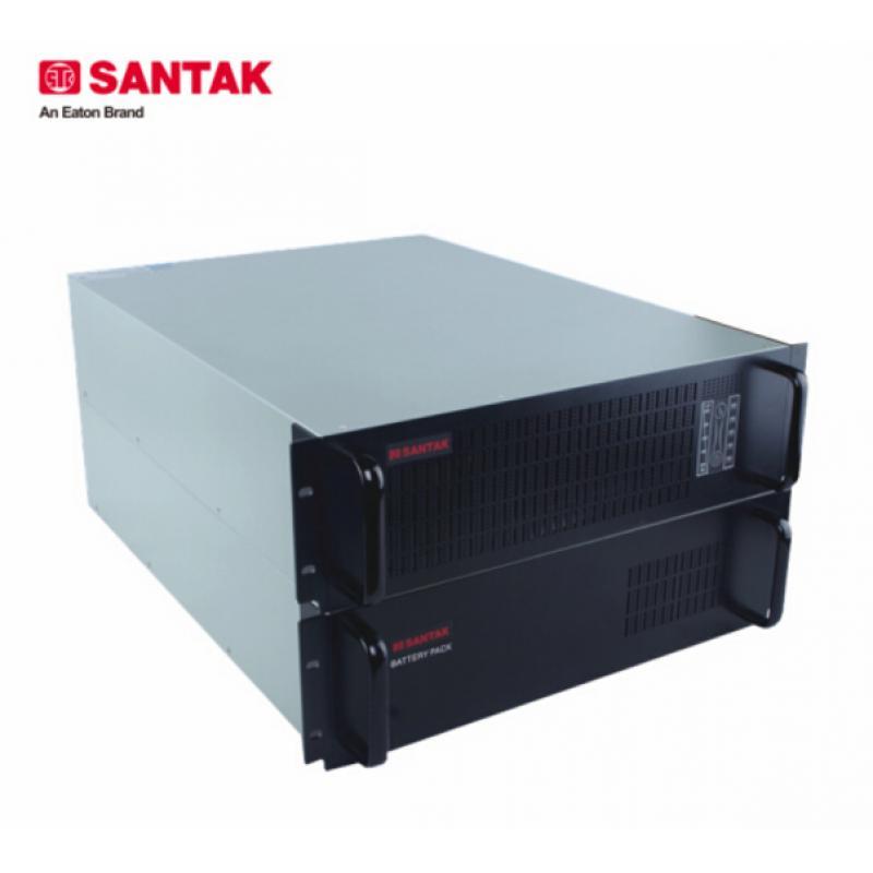 山特(SANTAK)C6KRS UPS不间断电源 6KVA/4200W C6KRS 不含电池