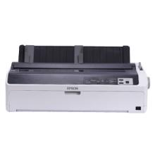 爱普生/EPSON 证簿打印机LQ-1600K4H 宽行通用证簿打印机136列卷筒式
