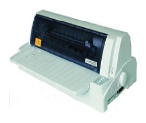富士通(Fujitsu) DPK890T 证簿打印机110列平推式适用3mm厚度证件打印