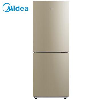 美的(Midea)207升 风冷无霜双开门冰箱家用节能静音冷藏冷冻电脑控温大容量省电 BCD-207WM 电冰箱