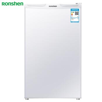 容声(Ronshen) 101升 单门小型冰箱 家用节能 门封保护 BC-101KT1 电冰箱