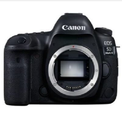 佳能(Canon)EOS 5D Mark IV (EF 24-70mm F2.8L II USM 单反镜头) 神牛V860II闪光灯 单反套机 全画幅 摄像机