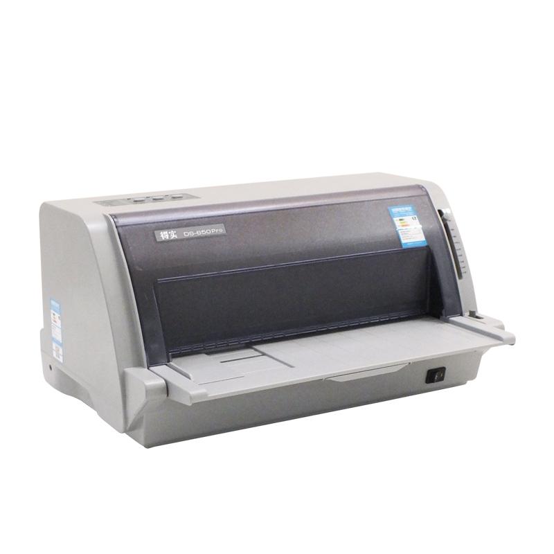 DASCOM/得实 DS-650PRO 24针82列出库单针式打印机